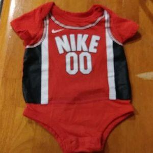 Baby Nike Onesie